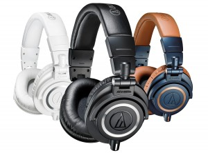 A great pair of over-ear studio headphones with noise isolation