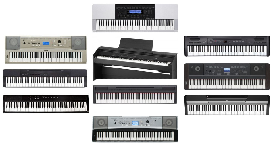 The Top 10 Best Digital Pianos on the Planet
