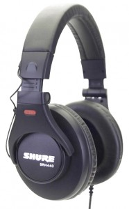 Shure's solid pair of closed-back headphones for podcasts