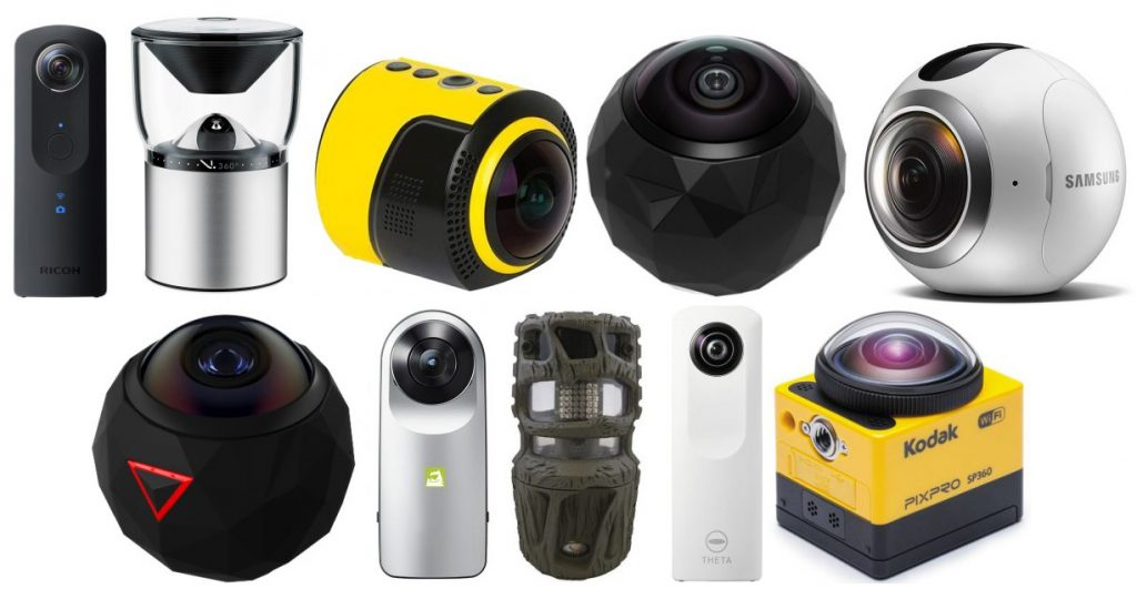 The Top 10 Best 360 Degree Cameras in the Market - The Wire Realm