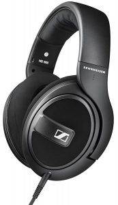 Another podcast headphones pick by Sennheiser