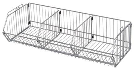 149DC Wire Basket Divider 14