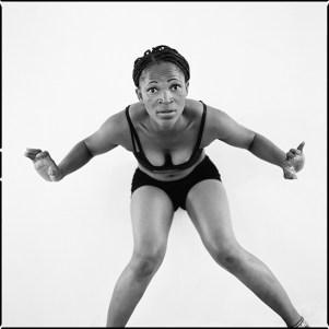 Béatrice Kombé (2004) Fuente: Antoine Tempé