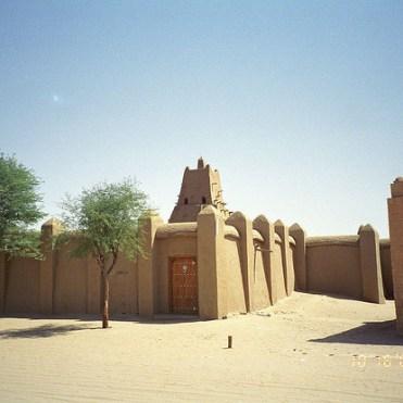 Mezquita Sankore- Foto: upeyernoz