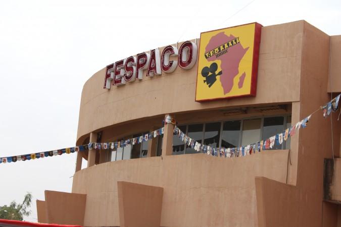 Sede del Festival panafricano de cine y televisión de Burkina Faso.