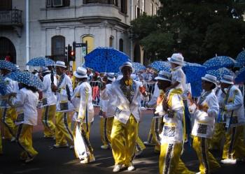 Minstrel Carnival. Foto: Vanessa Anaya