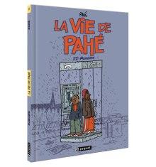 """Portada del primer volumen de """"La vie de Pahé"""". Fuente: Editorial Paquet"""