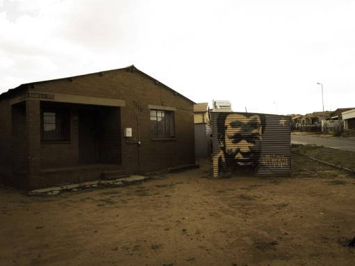 Soweto. Foto: Vanessa Anaya