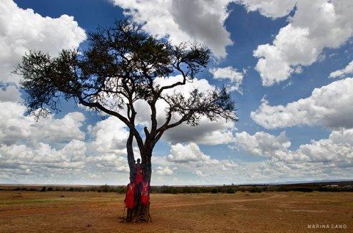 Maasai. Foto: Marina Cano