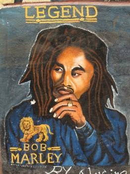 Bob Marley. Fuente: Firewox Media
