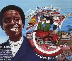 Chéri Samba de República Democrática del Congo
