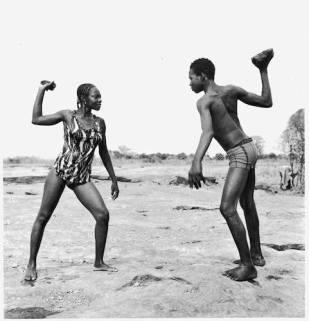 Malick Sidibé de Mali