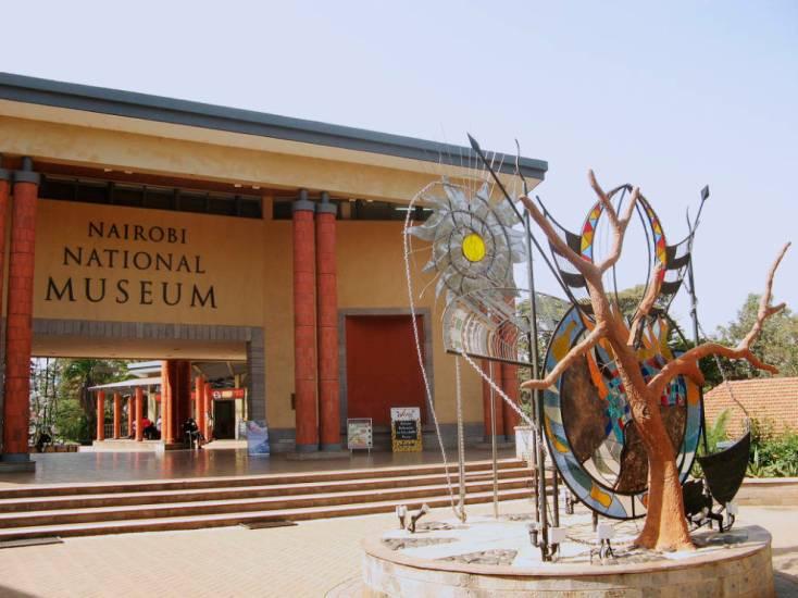 Museo Nacional de Nairobi. Foto: Sebastián Ruiz.