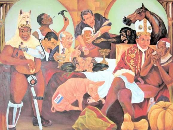 "Ngcono ihlwempu kunesibhanxo sesityebi (""Mejor ser pobre que una marioneta rica)"