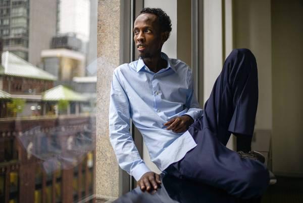 Barkhad Abdi, nominado al Oscar al mejor actor secundario