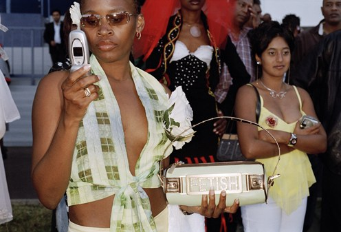 Martin Parr, South Africa. Durban. July Races, 2005