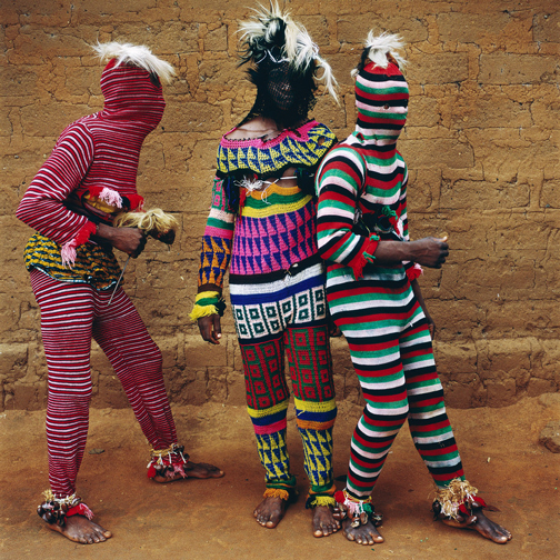 Phyllis Galembo, Ngar Ball Traditional Masquerade Dance, Cross River, Nigeria, 2004