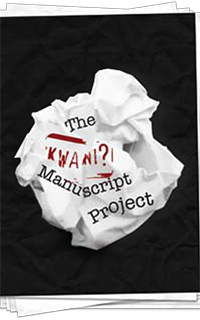 Logo del The Kwani? Manuscript Project