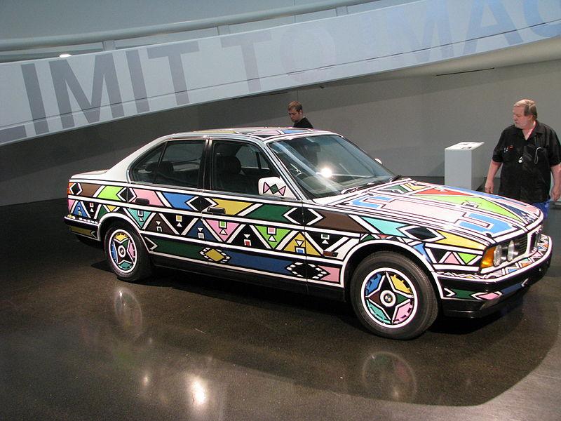 BMW - Esther Manlangu