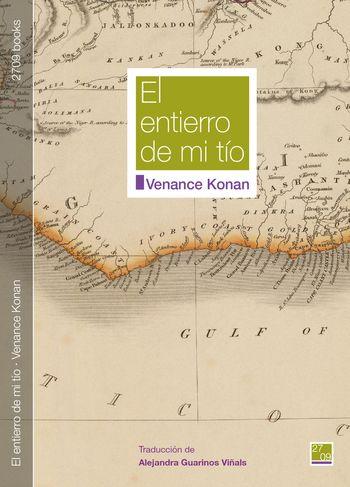 Cubierta - El entierro de mi tío - Venance Konan - 2709 books
