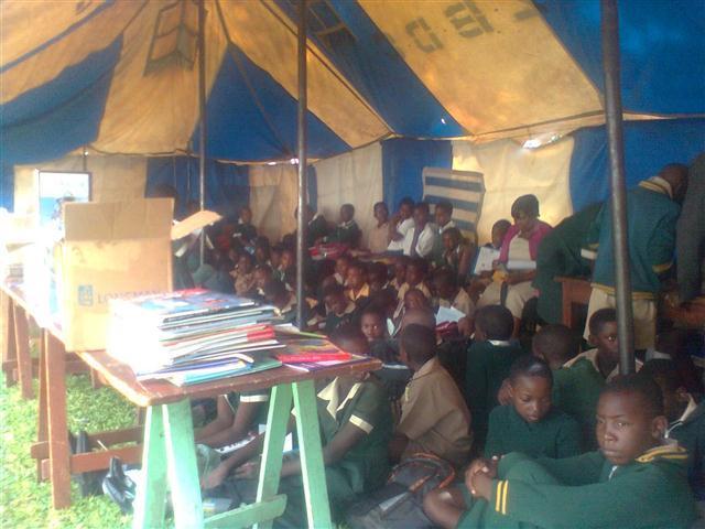 Una imagen de una de las actividades previas de ZIBFA. Fuente: web de la organización