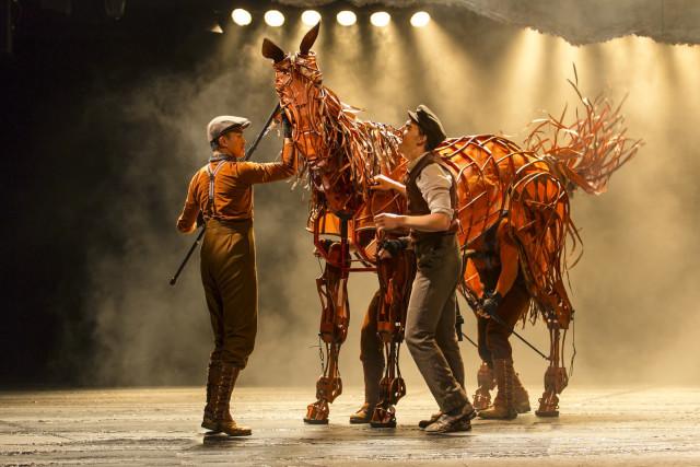 War Horse. Foto: Brinkhoff/Mögenburg.