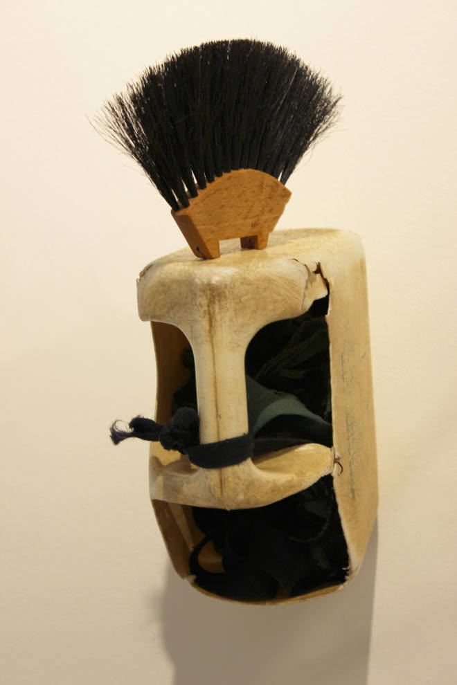 Mask -Romuald Hazoumè - October Gallery