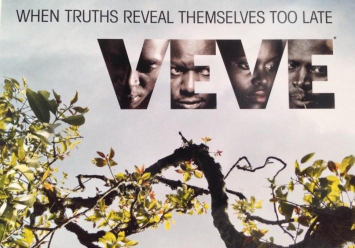 Imagen del cartel de Veve.