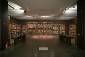 Yinka Shonibare MBE, The British Library