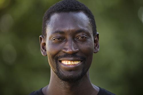 Agustín Ndoir, senegalés fundador de Teranga Go.