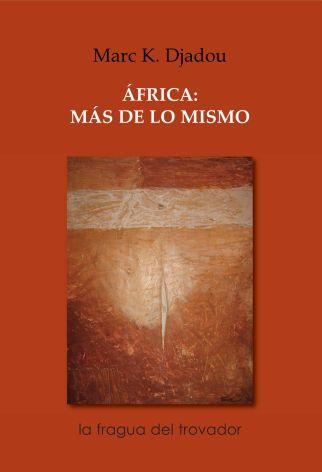 Libro África más de lo mismo - Portada