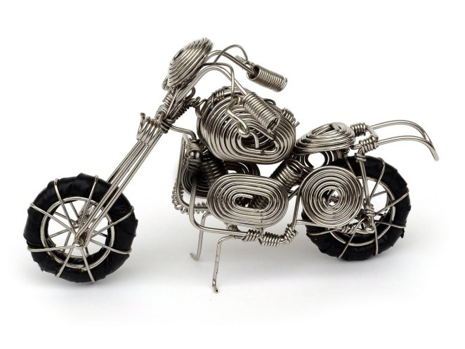 Motorcycle-african-art-with-wire-bike-facebook-timeline-cover