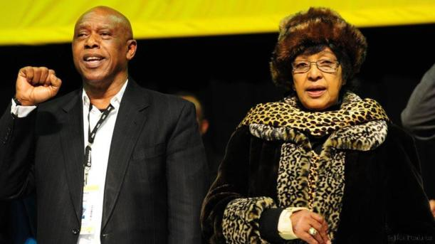 Winnie Mandela, 2013