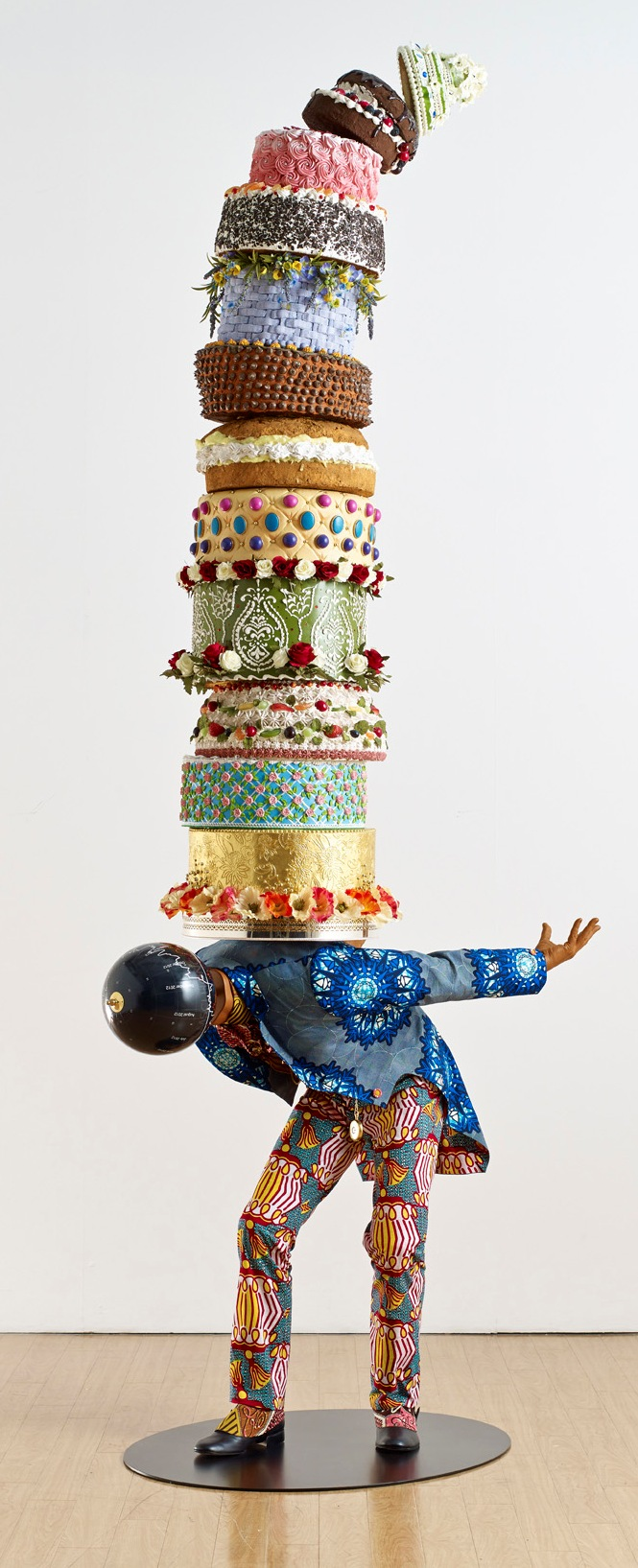 Cake Man (Royal Academy of Arts, Londres)
