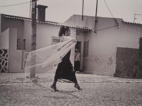 Fotografía perteneciente a la colección 'Musas de Cabo Verde', de Juliette Brinkmann