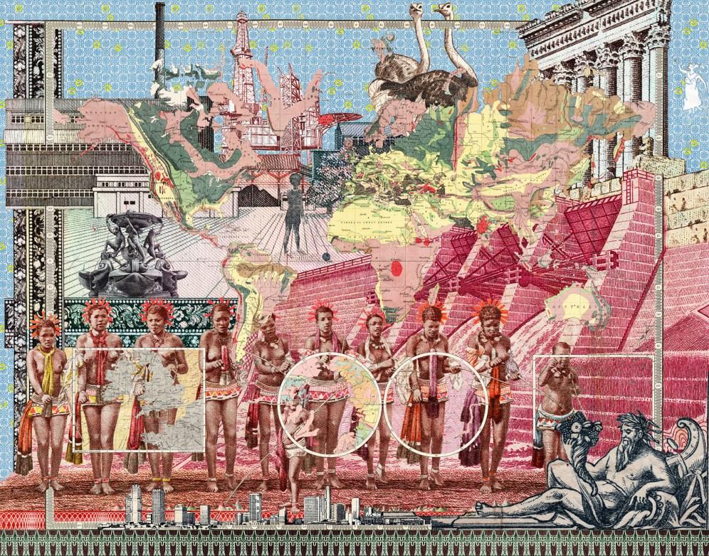 'Figures 1856', M. Andrialavidrazana.