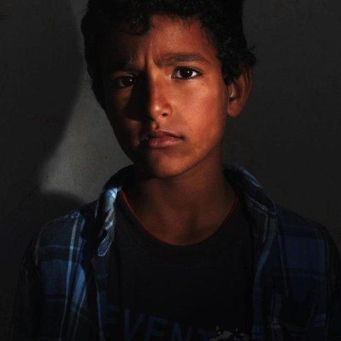 Fotografía de la serie 'Dry' (2017-2019), de Abdo Shanan.