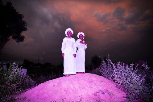 Fotografía de la serie 'Land of Ibeji' (2018), de Sanne de Wilde y Bénédicte Kurzen.