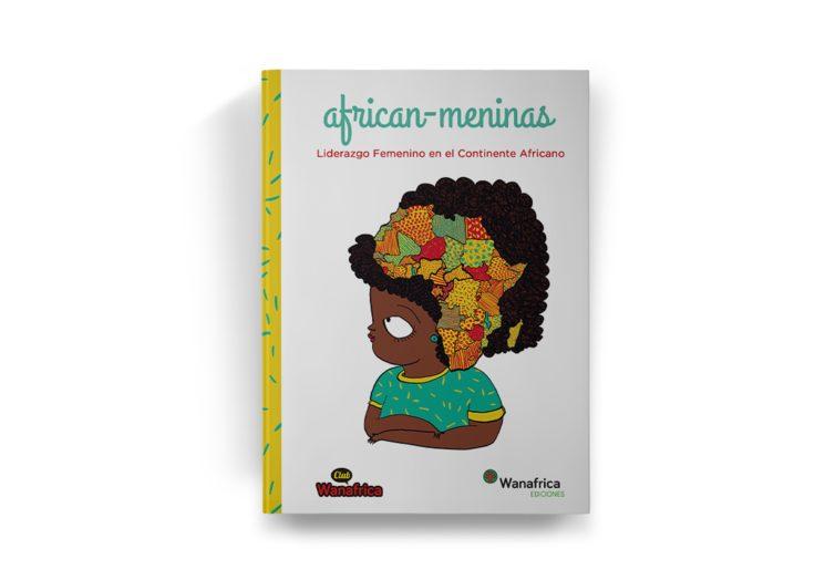 Cubierta del libro African-Meninas
