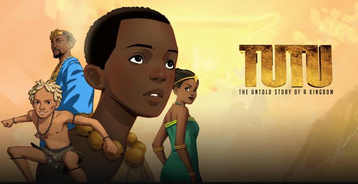 Tutu. Animación de Ghana
