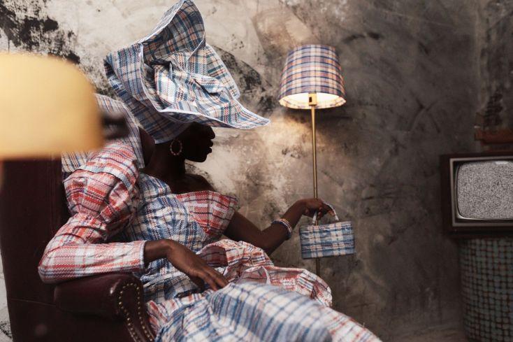 Fotografía de la serie 'Anyi N'Aga', de O.Obioma.
