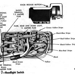 1955 Chevy Headlight Switch Wiring Diagram Parmar Ballast 91 Camaro Knob Removal - Third Generation F-body Message Boards
