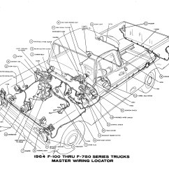 64 ford f100 wiring manual e book 65 ford f100 headlight wiring diagram 64 ford f100 headlight wiring [ 3300 x 2528 Pixel ]
