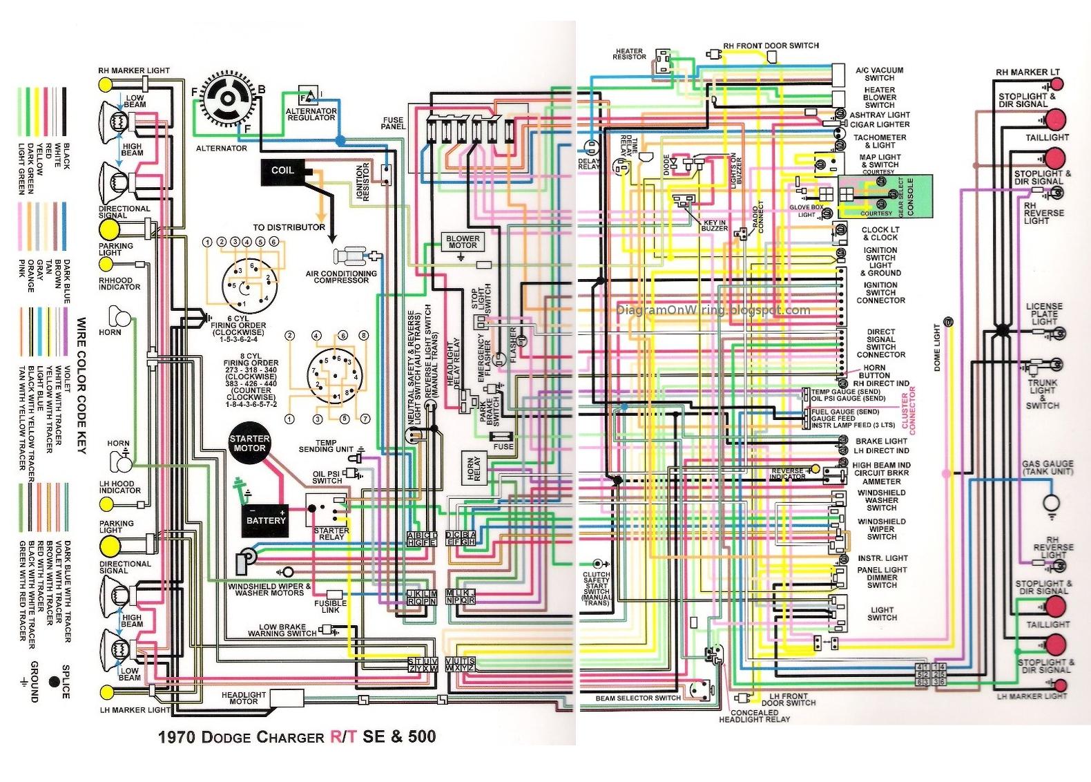 Chrysler Diagrams