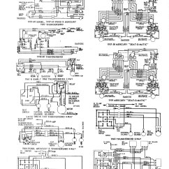 1955 Ford Fairlane Wiring Diagram 7 Prong Rv Connector Thunderbird