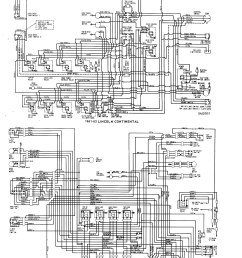 ford diagrams rh wiring wizard com 1996 lincoln continental wiring diagram 1965 lincoln continental wiring [ 1613 x 2148 Pixel ]
