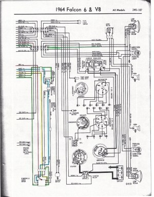 1964 Ford Falcon Wiring Diagram  WIRE Center