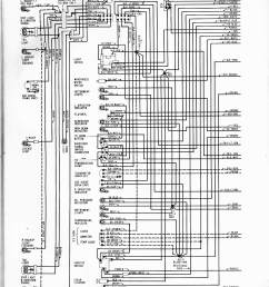 1965 chevy ii wiring diagram  [ 1251 x 1637 Pixel ]