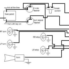 1978 Jeep Cj Wiring Diagram 2006 Impala Ls Radio Hazard Relay / Turn Signal - Jeep-cj Forums