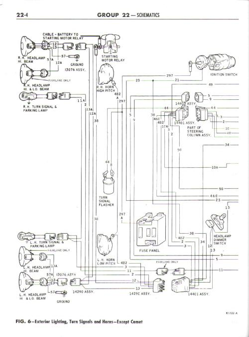 small resolution of 1958 ford ranchero wiring diagram ford auto wiring diagram wiring diagram ford 1936 1958 ford f100